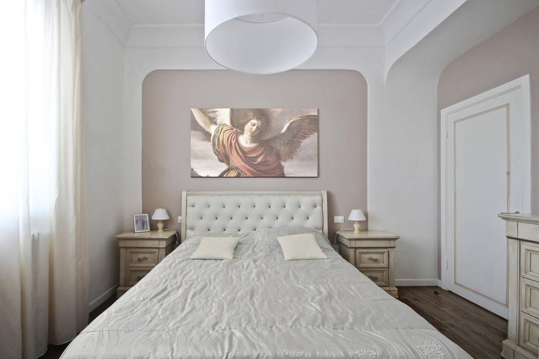 Camere da letto country moderno: camera da letto in stile in stile ...