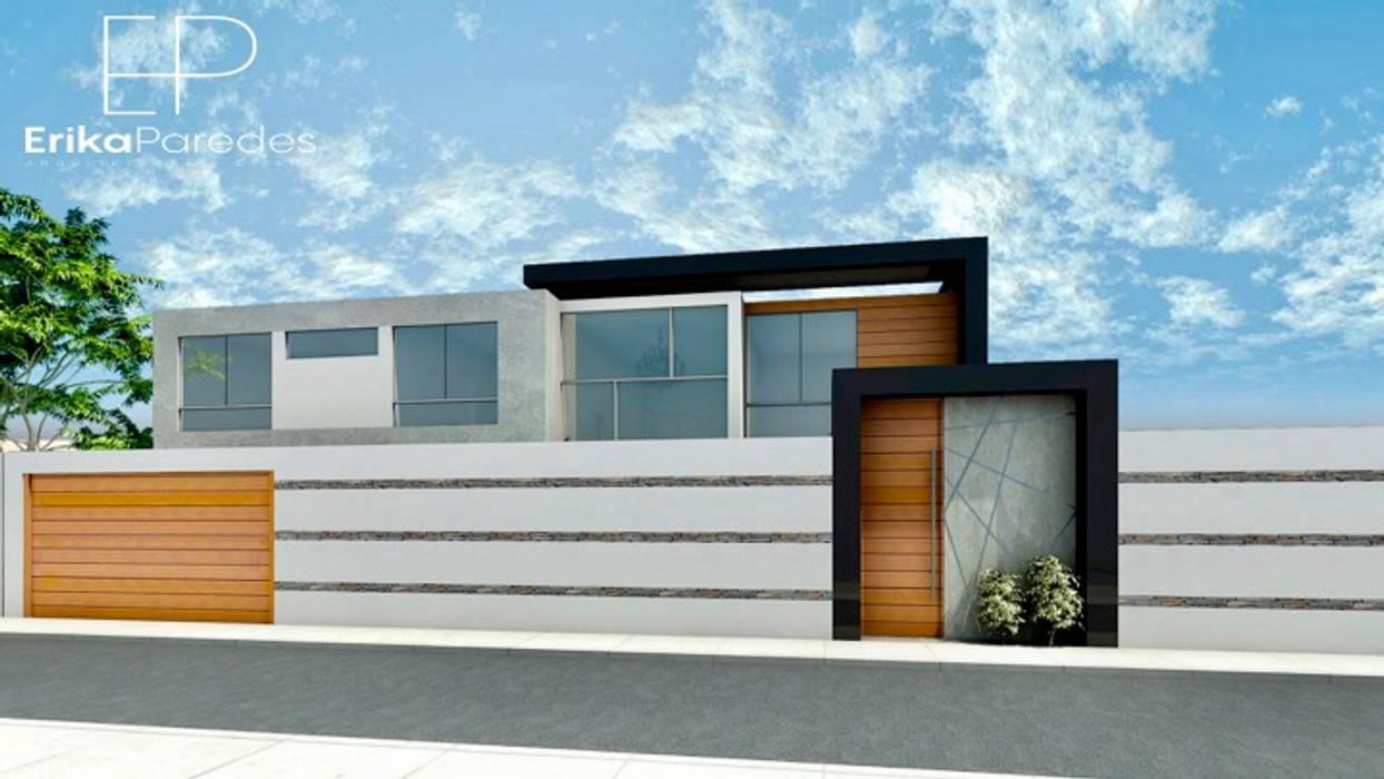 Fachada Exterior: Condominios de estilo  por EPG  Studio