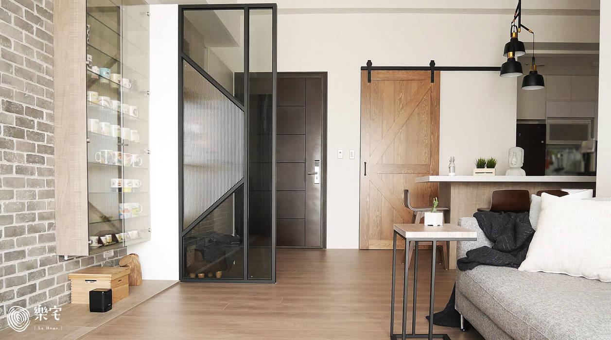 . 樂宅設計 系統傢俱 客廳