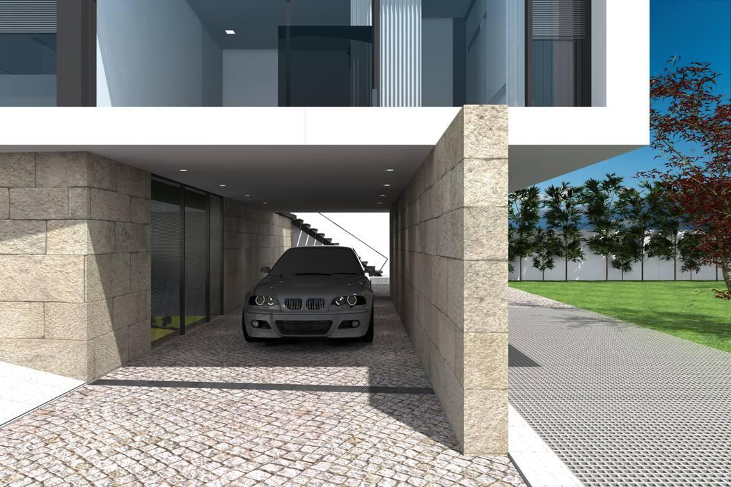 Carpor e casa das máquinas Magnific Home Lda Moradias
