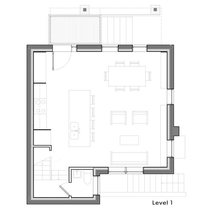Oleh Solares Architecture Minimalis