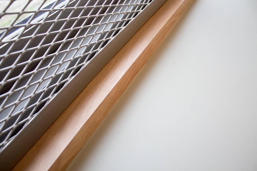 PU-Mono Gietvloer in Woning:  Vloeren door Motion Gietvloeren,