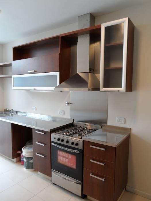 Muebles de cocina: Muebles de cocinas de estilo  por NG Estudio