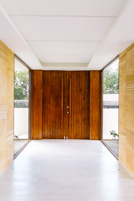 WW House:  Doors by Living Innovations Design Unlimited, Inc.,