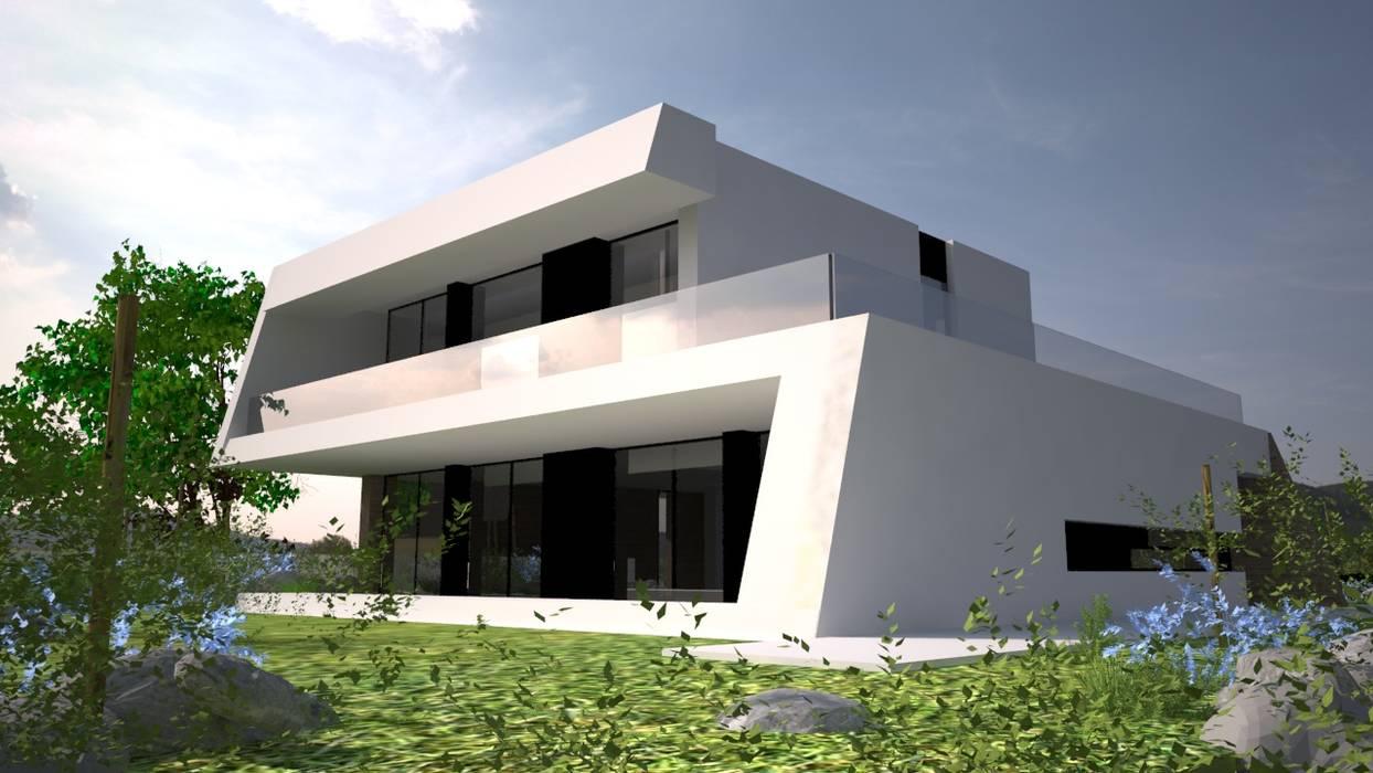 Sintra - RR Lote 4:   por Andreia Anjos - Arquitectura, Design e Construção,