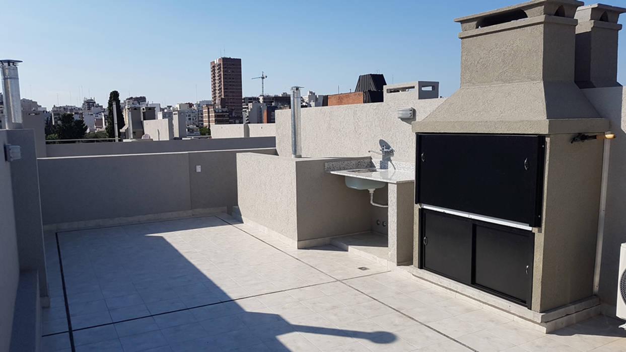Edificio Quesada 2945 Balcones Y Terrazas Modernos Ideas