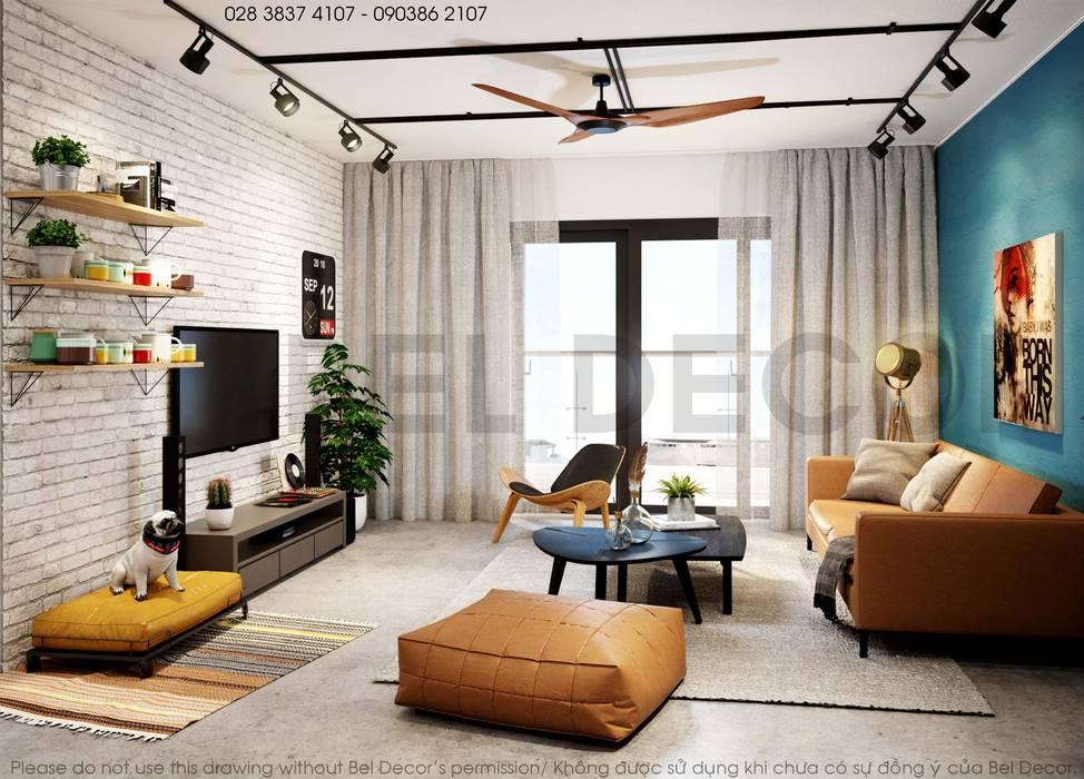 Project: HO1778 Apartment/ Bel Decor bởi Bel Decor