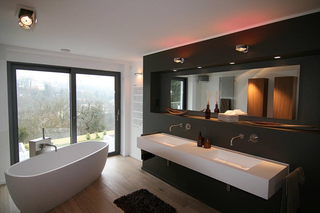 Fabulous Vorwandelement mit ablage: badezimmer von axel fröhlich gmbh | homify MR34