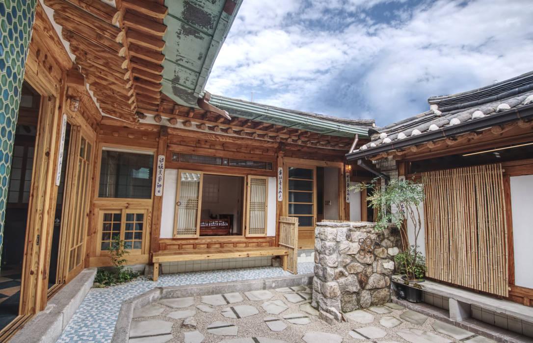 Vườn theo 참우리건축, Châu Á