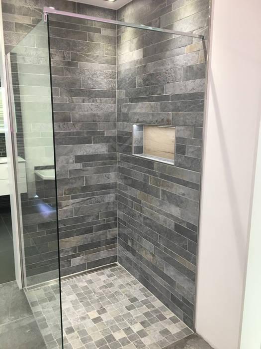Dusche mit nische klassische badezimmer von elmar franke ...
