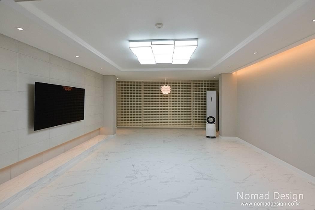 Salones modernos de homify Moderno