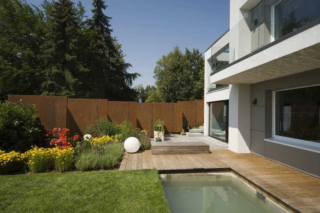 Architekturbüro zwo P Modern Garden