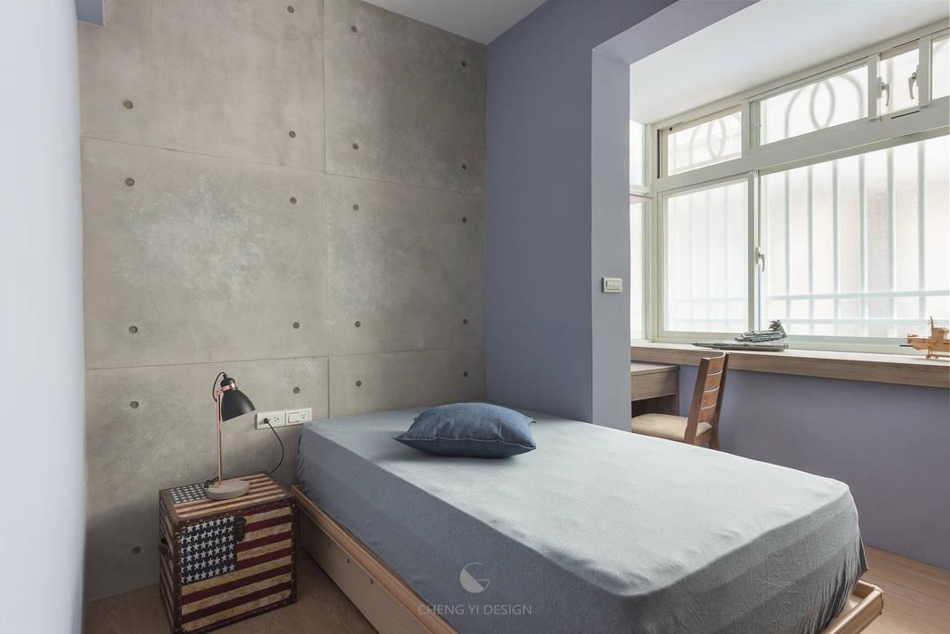 Bedroom by 橙羿設計有限公司, Scandinavian