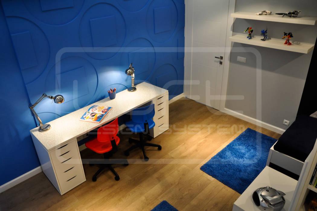 Moderne Wandgestaltung Fur Jugendzimmer Jugendzimmer Von Loft