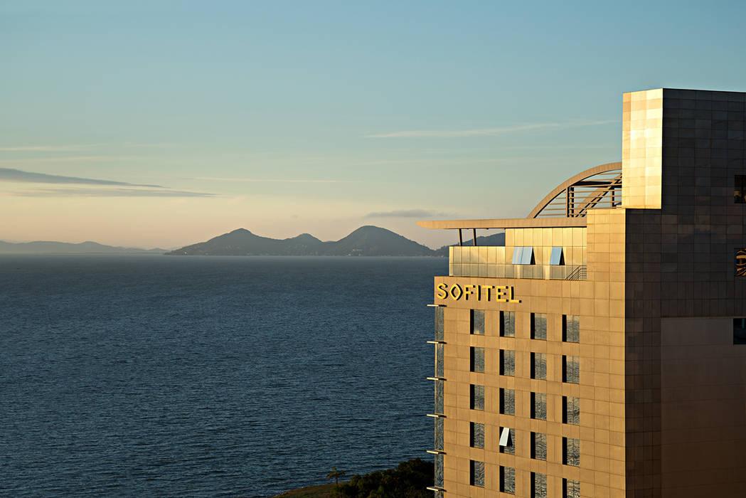 Sofitel Hotel Beiraram por Roger Engelmann Fotografia Clássico