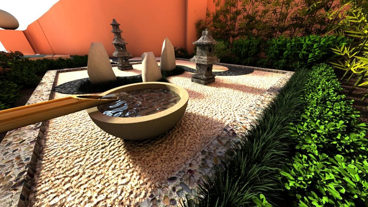 توسط David Araiza Pérez DAP Diseño, Arquitectura y Paisaje آسیایی