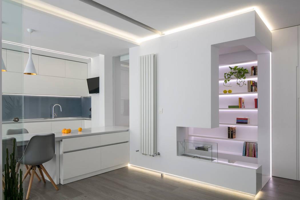 torradoarquitectura Modern kitchen