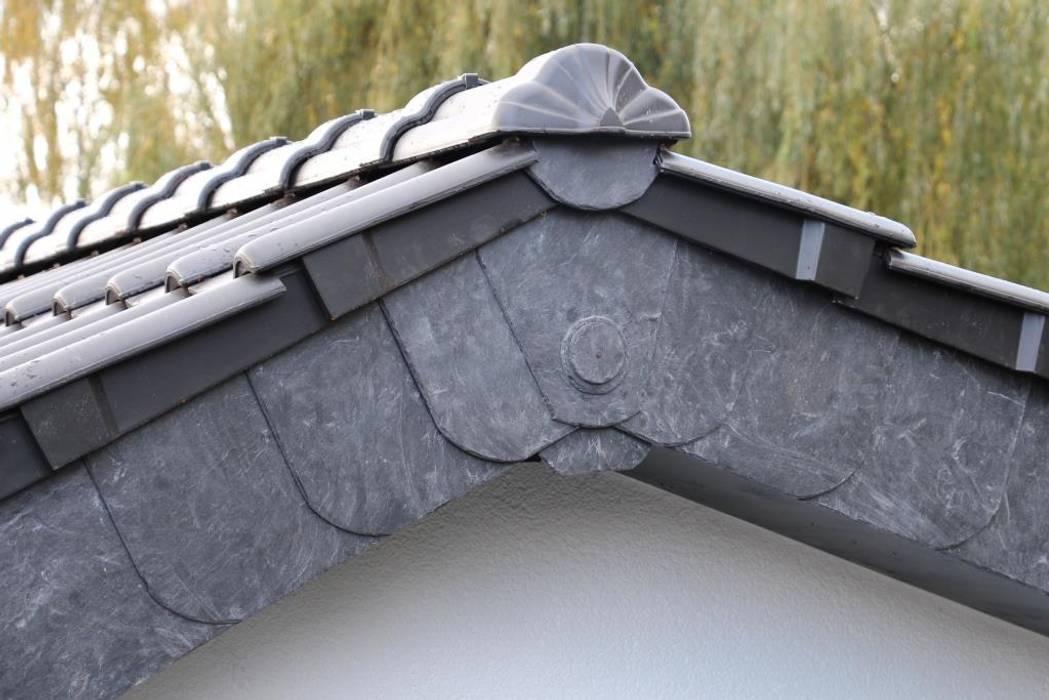 Dachsanierung in Herford:  Satteldach von Dachdeckermeisterbetrieb Dirk Lange