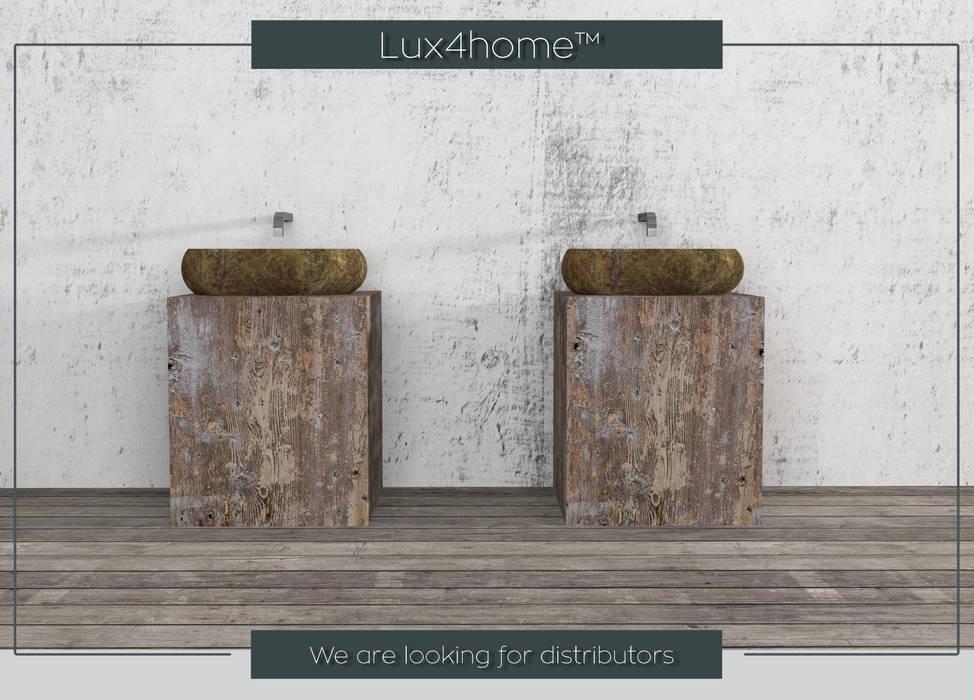 minimalistische Badezimmer von Lux4home™ Indonesia