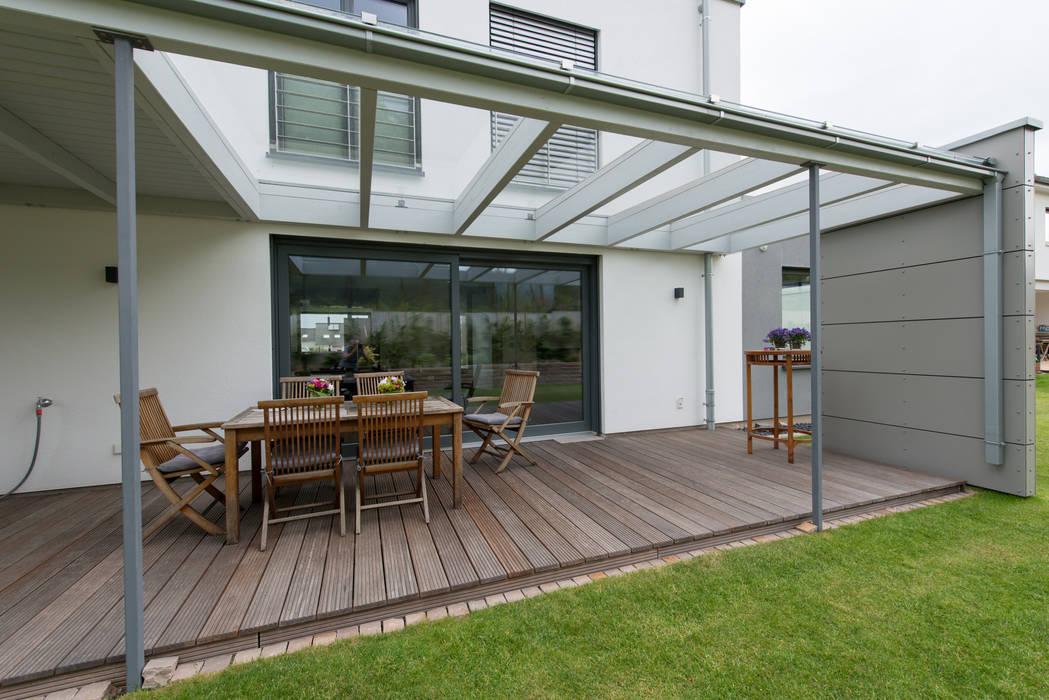 Terrasse:  Terrasse von Grotegut Architekten