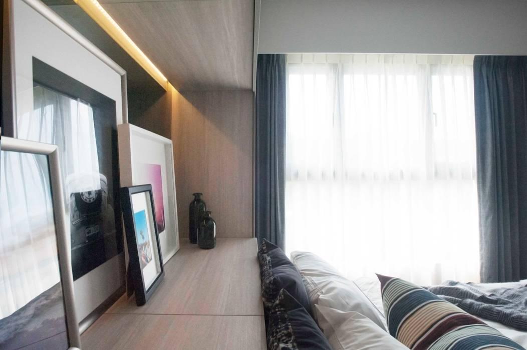 舒適機能空間 根據 昕益有限公司 現代風