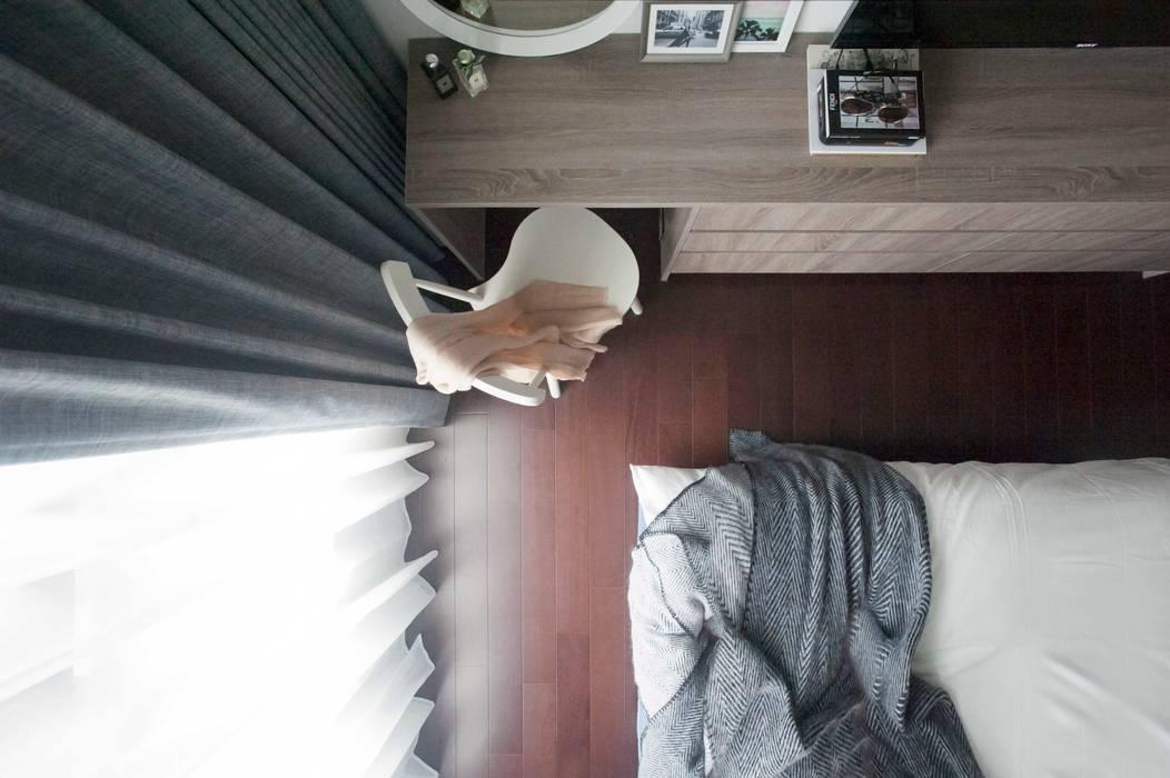 Modern style bedroom by 昕益有限公司 Modern