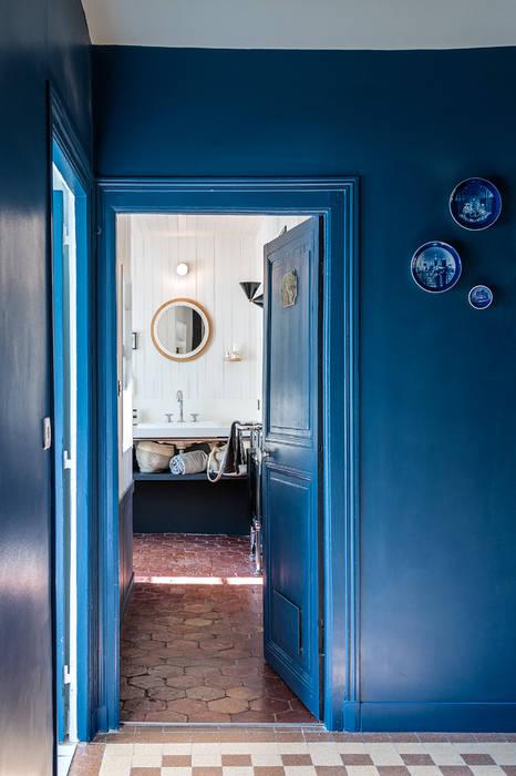 Casa de la diseñadora Gesa Hansen von Villeroy & Boch Modern