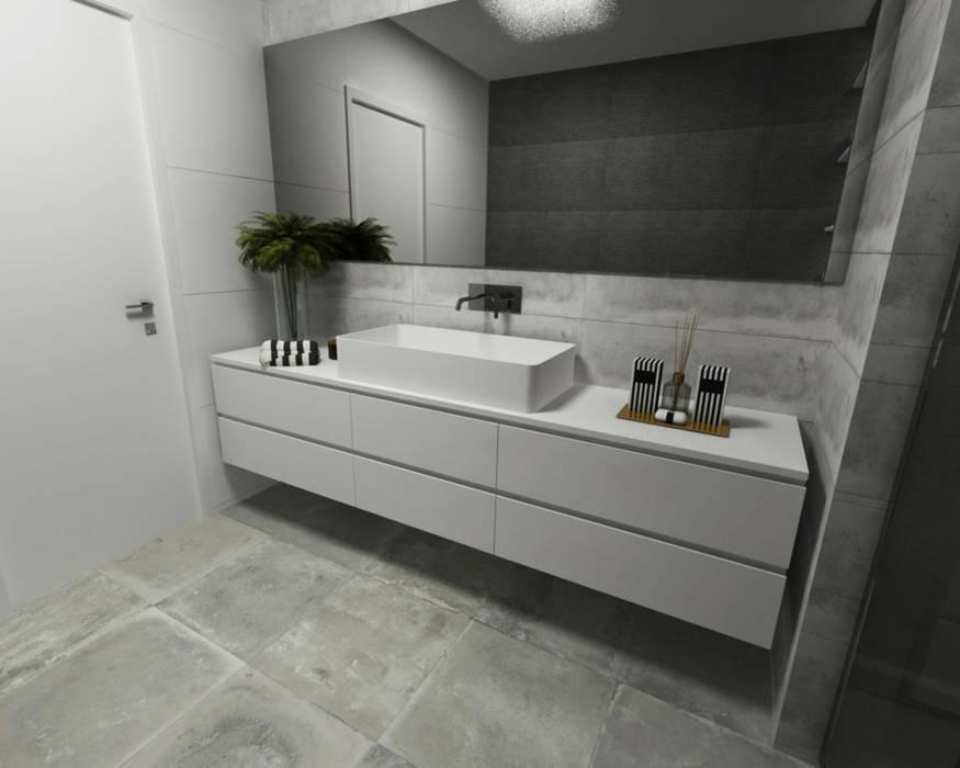 Casas de banho - Smile Bath Casas de banho minimalistas por Smile Bath S.A. Minimalista