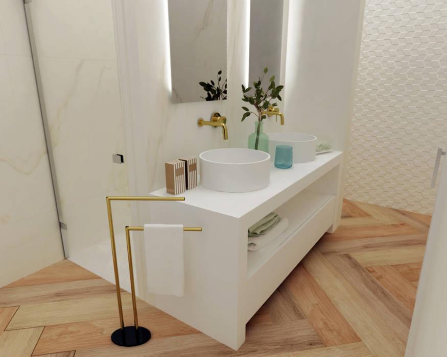 Casas de banho - Smile Bath: Casas de banho  por Smile Bath S.A.,Moderno