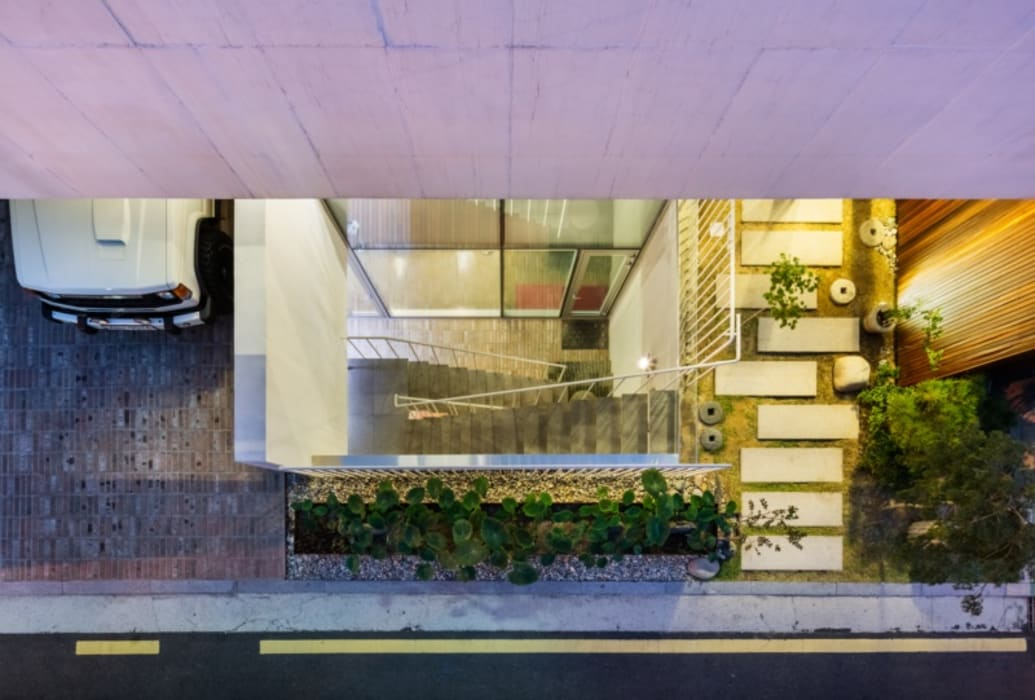Maisons modernes par L'eau Design Moderne
