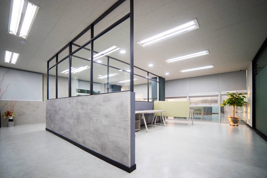 제시카디자인그룹 Modern office buildings