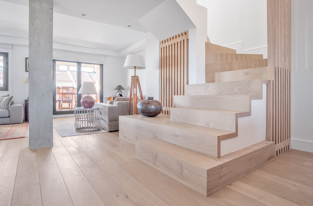 Tarimas de Autor Stairs Wood