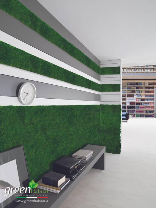 INGRESSO GREEN: Centri congressi in stile  di Green Habitat s.r.l.