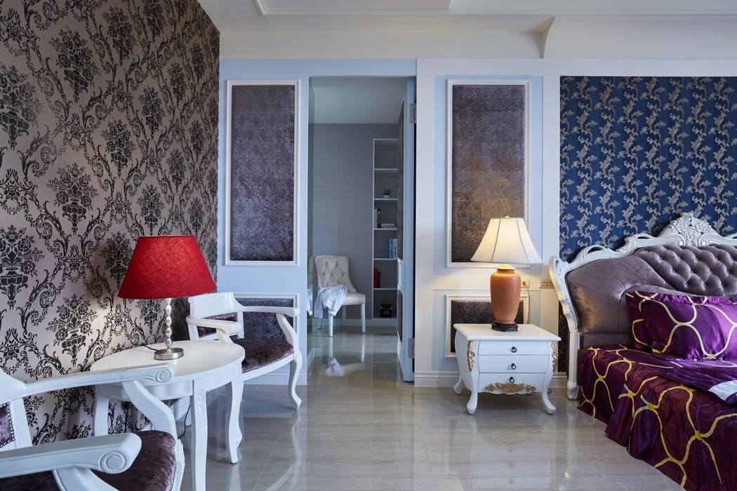 無與倫比的藝術作品:  飯店 by 雅和室內設計,
