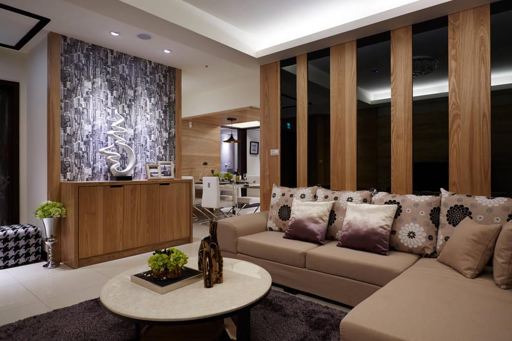 內斂低調奢華的風格:  飯店 by 雅和室內設計