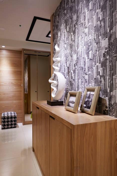 高雅脫俗的美學氛圍:  飯店 by 雅和室內設計