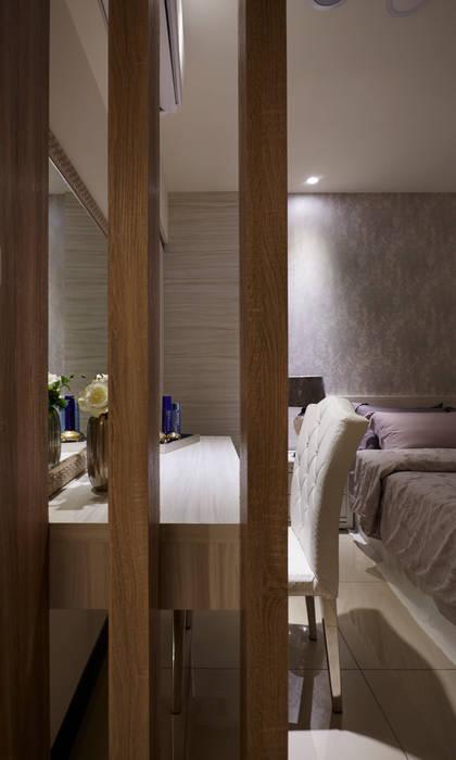 勾勒出優雅大器的低奢風範:  飯店 by 雅和室內設計