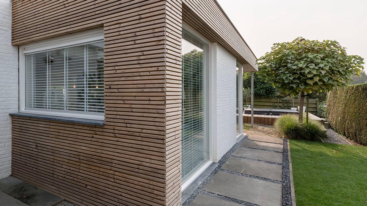 Houses by CHORA architecten