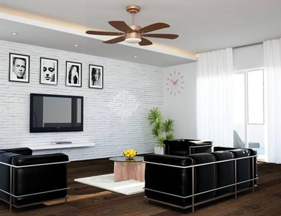 Decopad classic: modern  by Decopad Interiors,Modern