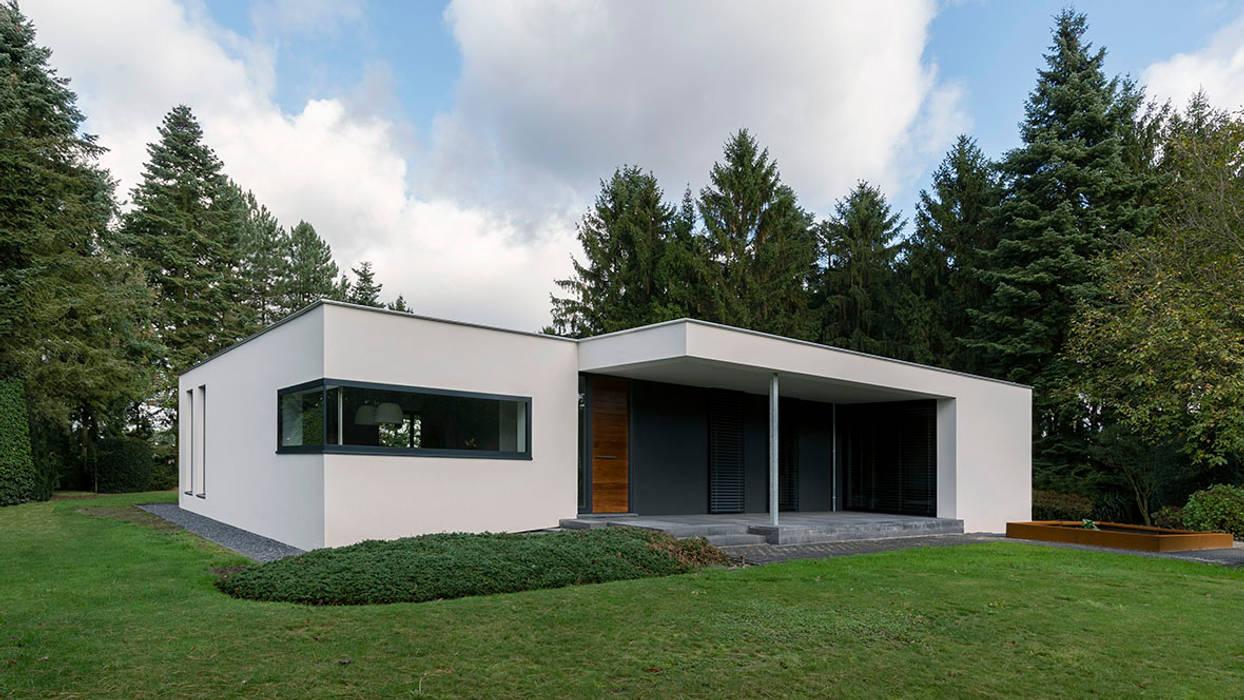 Eigentijdse villa huizen door chora architecten homify