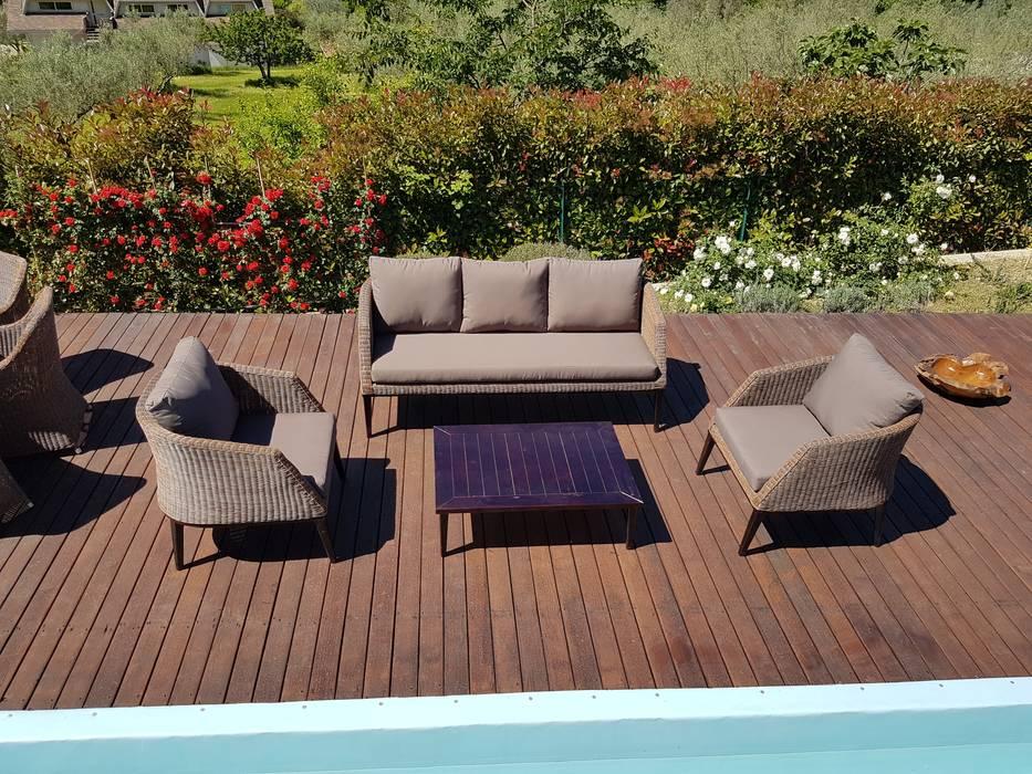 Uniko Garden Furniture Synthetic
