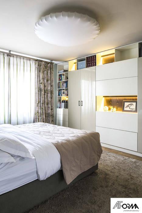Kolorowy Apartament Z Tarasem Styl W Kategorii Sypialnia