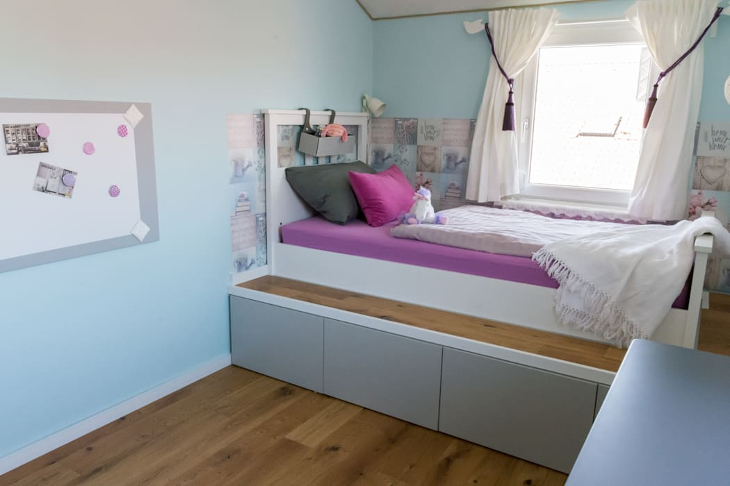 Girls Bedroom By Pomp Friends Interior Designer Homify Beauteous Designer Girls Bedroom