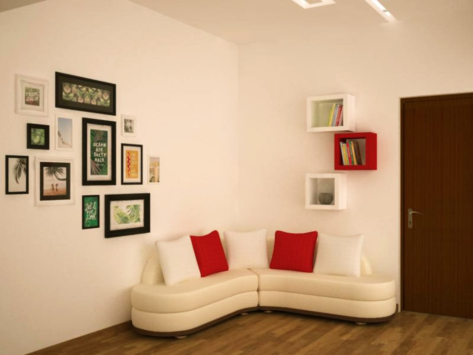 Relaxing area :  Study/office by NVT Quality Build solution