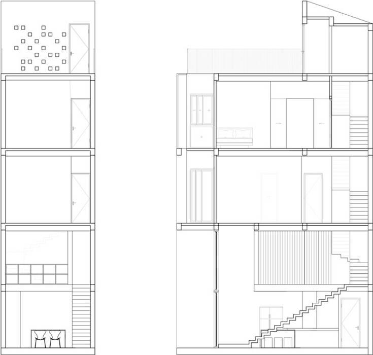 Modern home by Công ty TNHH Xây Dựng TM – DV Song Phát Modern