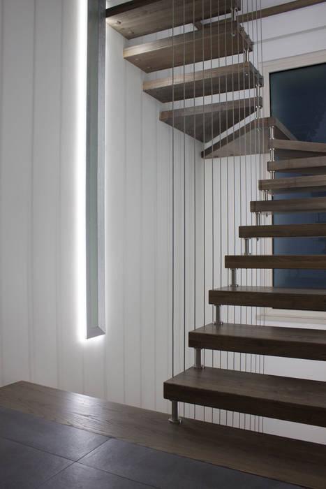 dettaglio scale: Scale in stile  di Giemmecontract srl.