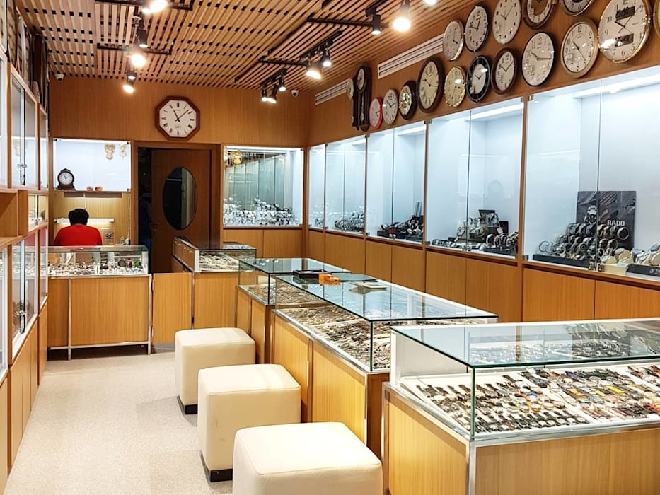 Display:  Kantor & toko by FIANO INTERIOR