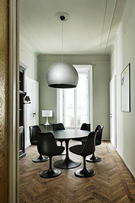 Paolo Frello Project: Sala da pranzo in stile in stile Moderno di PAOLO FRELLO & PARTNERS