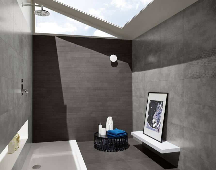 Bathroom by Love Tiles, Industrial