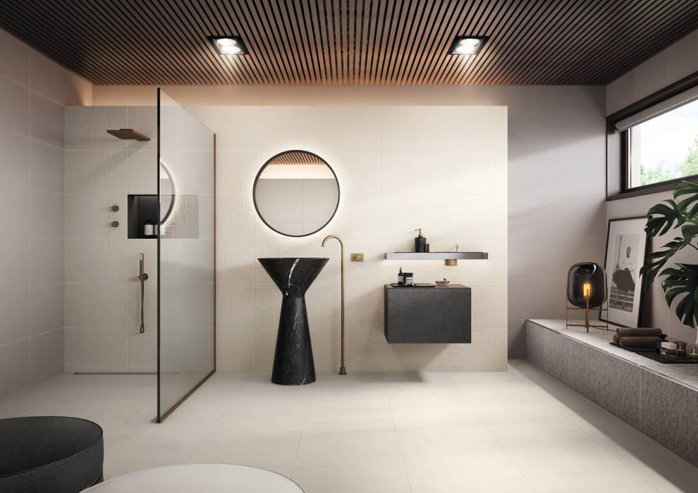 浴室 by Love Tiles, 工業風